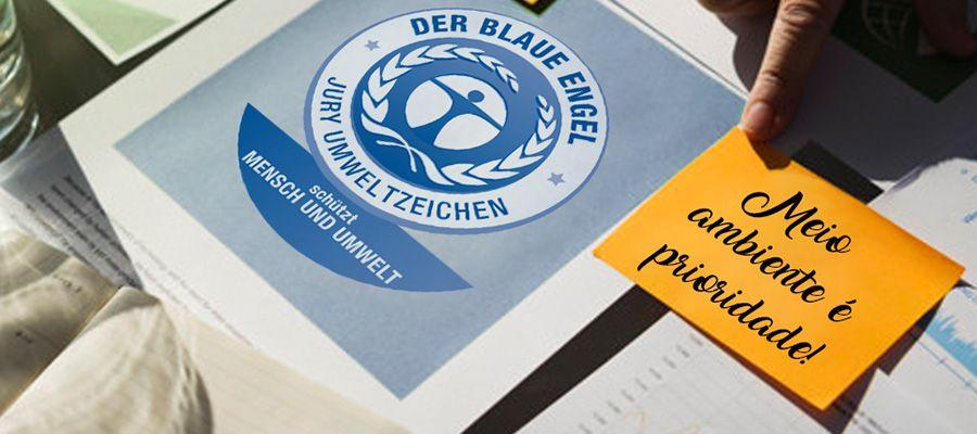 Selo Blue Angel – Cuidado com o meio ambiente é prioridade!